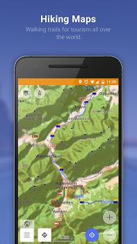 Maps & Navigation — OsmAnd+ v2.5.1