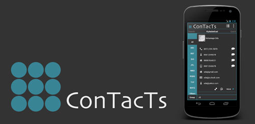Phone Book ConTacTs v3.0.2