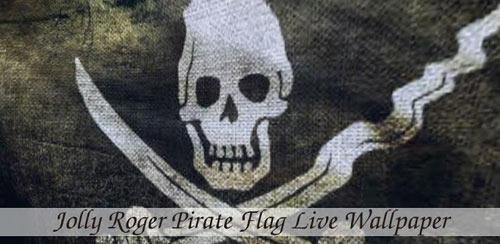 Pirate Flag Live Wallpaper v1.9.8