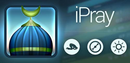 دانلود نرم افزار iPray: Prayer Times & Qibla v1.1.4 برای اندروید