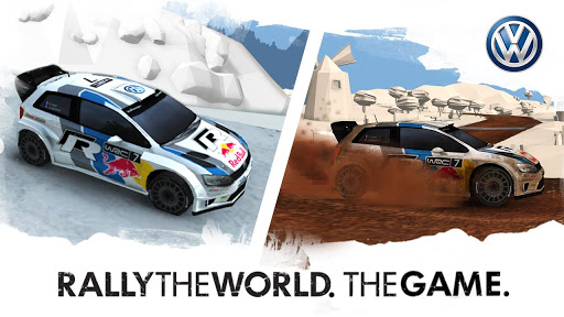 RALLY THE WORLD. THE GAME. v1.00 + data