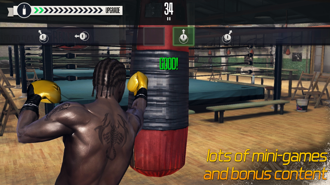 Real Boxing™ v2.3.3 + data