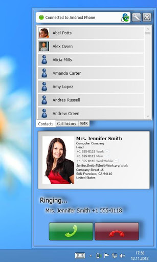 Remote Phone Call v5.1