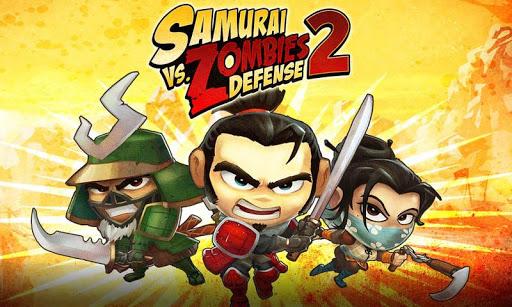 SAMURAI vs ZOMBIES DEFENSE 2 v1.0.0 + data