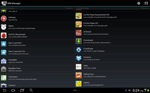 Samsung Multi Window Manager v1.3.4