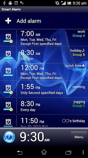 Smart Alarm v1.7.7