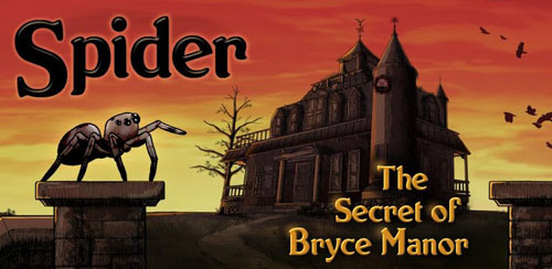 Spider: Secret of Bryce Manor v1.8.1 + data