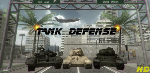 Tank Defense HD v2.0 + data