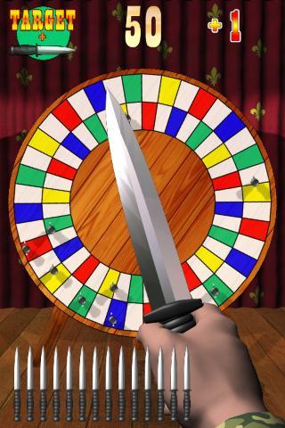 Throwing Knife v1.02
