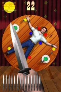 Throwing Knife 3