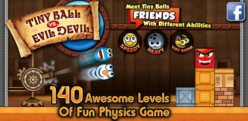 Tiny Ball Vs. Evil Devil v3.6