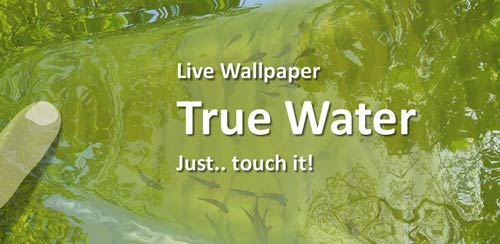 True Water Live Wallpaper v1.0.3