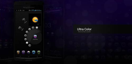 UltraColor-Theme-NextLauncher