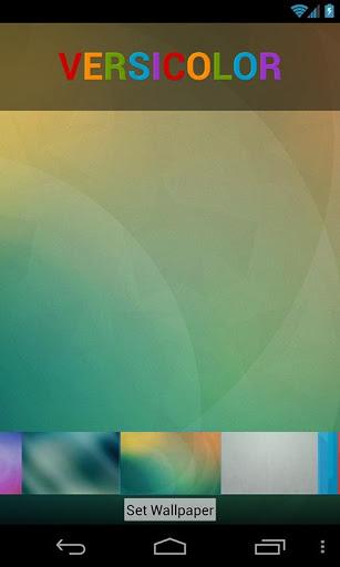 Versicolor (icon theme) v1.0