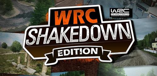 WRC Shakedown Edition v1.06 + data