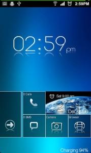Windows 8 Pro Lockscreen 2