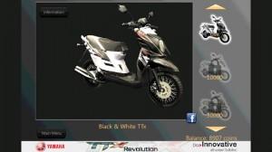 Yamaha TTx Revolution 2 3