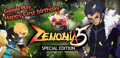 ZENONIA 5 v1.1.9