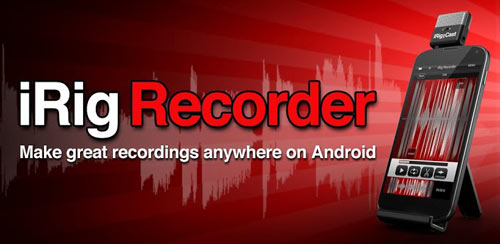 iRig Recorder v1.0