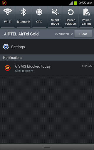 sms Blocker – AWARD WINNER Premium v6.0.1