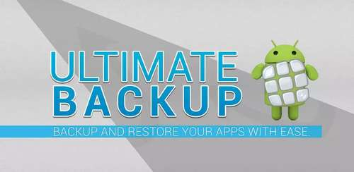 Ultimate Backup Pro v3.1.4.0
