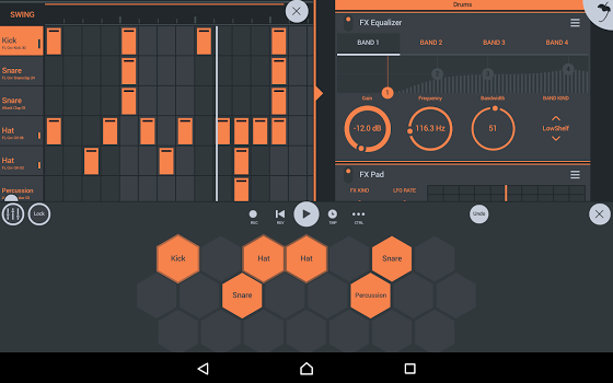 FL Studio Mobile v3.1.52