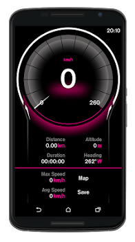 Speed View GPS Pro v1.3.76