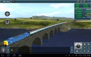 تصویر محیط Trainz Simulator v1.3.7