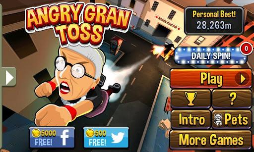 Angry Gran Toss v1.0.4