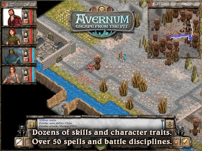 Avernum: Escape From the Pit v1.0.3 + data