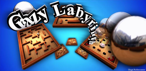 Crazy Labyrinth 3D v1.02
