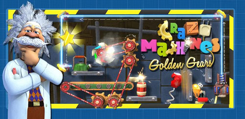 Crazy Machines GoldenGears HD v1.8