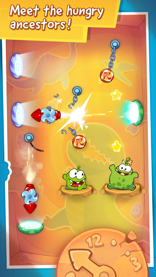 Cut The Rope: Time Travel v1.8.1