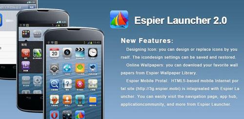 Espier Launcher v2.0.10