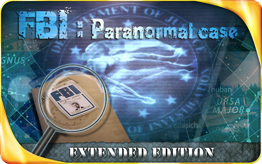 FBI : Paranormal Case (FULL) v1.001 + data