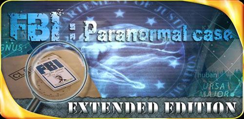 FBI : Paranormal Case (FULL) v1.001 + data
