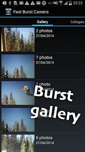 Fast Burst Camera v7.0.1