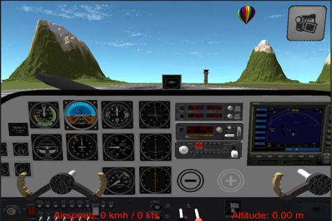 Flight Simulator Cessna 172 v1.01