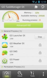 GO Task Manager EX - Cleaner2