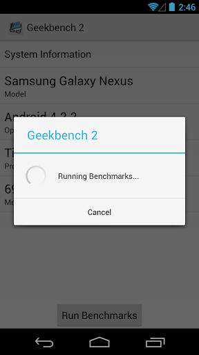 Geekbench 2 v2.4.3