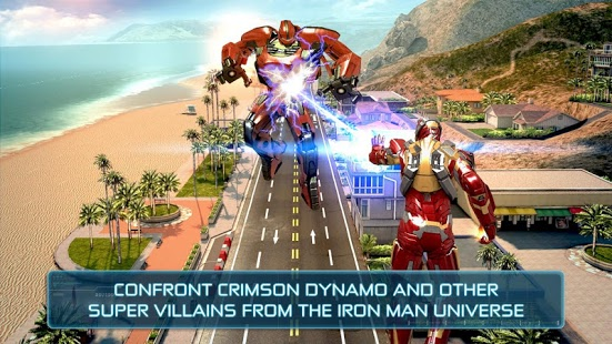 Iron Man 3 – The Official Game v1.6.9g + data