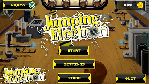 Jumping Electron HD v1.2.2