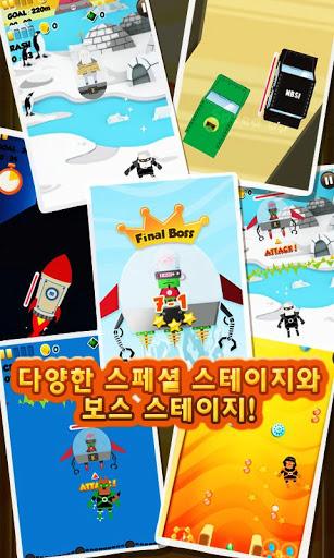Jumping Hero HD v2.40
