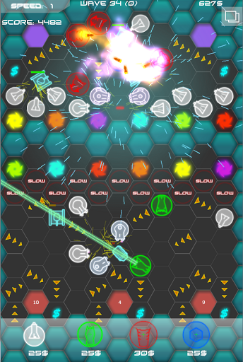 Laser Defense HD v1.01