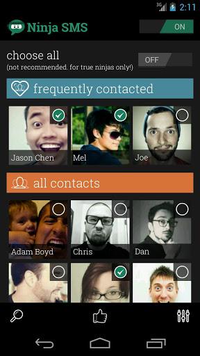 Ninja SMS v1.2.0