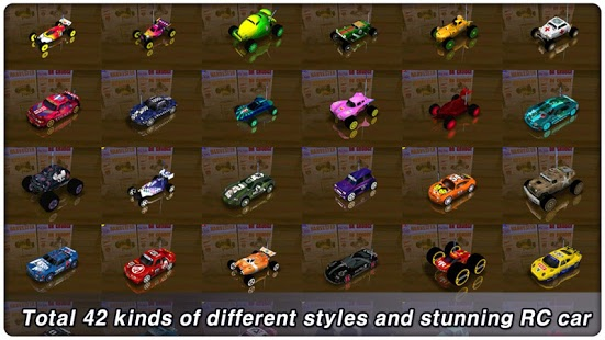 RE-VOLT Classic 3D (Premium) v1.2.9 + data