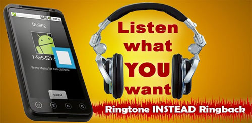 Ringtone INSTEAD Ringback v0.9.4.2