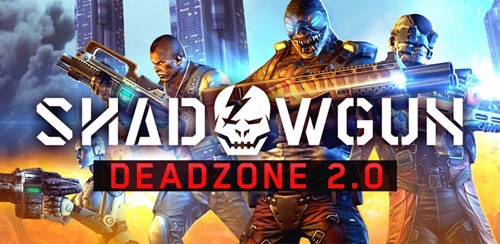 SHADOWGUN: DeadZone v2.0.2 + data