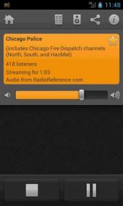 Scanner Radio Pro 5