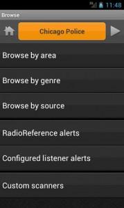 Scanner Radio Pro 7